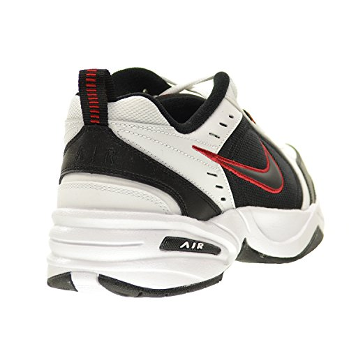 4f7eb4ef91c Nike Air Monarch IV (4E) Extra-Wide Men s Shoes White Black-Varsity ...