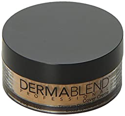Dermablend Cover Foundation Creme SPF 30, Cafe Brown Chroma, 1 Ounce