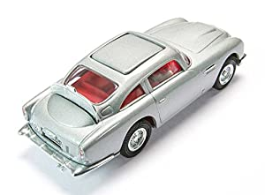 James Bond Aston Martin DB5 (silver) - CC04204S