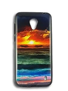 BlueArmor Sparkling Soft Back Cover Case For Meizu M2 Design 60