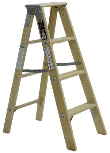 Michigan Ladder 1320 04 300 Pound Duty Rating Type 1a