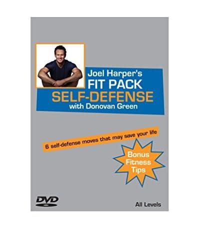 Joel Harper Fitness Fit Pack: Self-Defense DVD