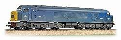 Bachmann Class 46 Diesel D189 BR Blue (WEATHERED)