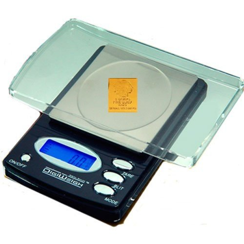 Deluxe Digital Culinary Scale for Home or Professional Gourmet Use! Grams, Ounces, much more! Great Gift Idea