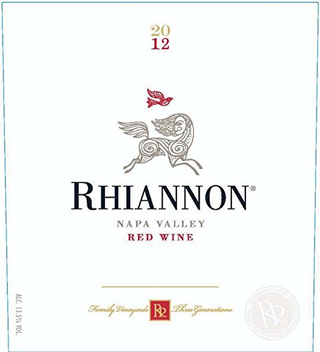 2012 Rutherford Ranch Rhiannon Napa Valley Red Wine Blend 750 Ml