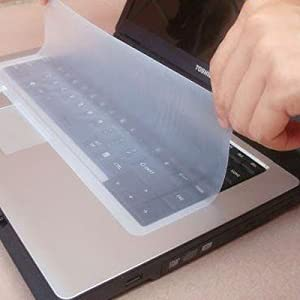 Universal Silicone Keyboard Protector Skin for Laptop 15.6