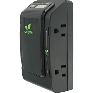 iGo PM00012-0001 Green Power Smart Wall Surge Protectors