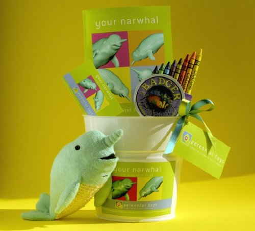 Perennial toys NW035 Narwhal Starter Set without Soap
