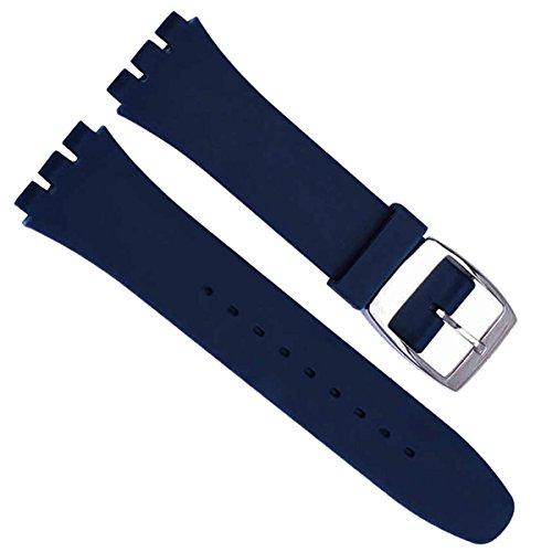 greenolive-19-mm-repuesto-resistente-al-agua-caucho-de-silicona-correa-de-reloj-band-azul-marino