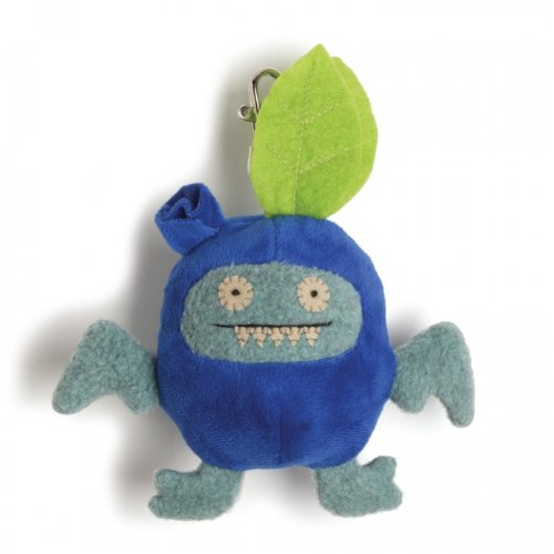 Uglydoll Fruities - Gund Ice-Bat Blueberry Clip