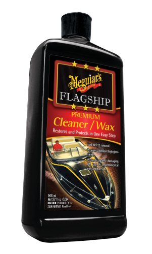 Meguiar's M6132 Flagship Premium Cleaner/Wax - 32 oz. (Marine Cleaner compare prices)