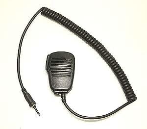 無線機用社外品マイク 【ヤエス VX7、VX6用 スピーカーマイク】