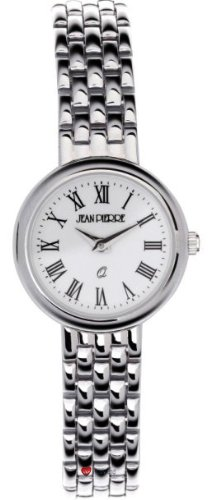 Ladies Sterling Silver Round Presentation Watch on Matching Bracelet
