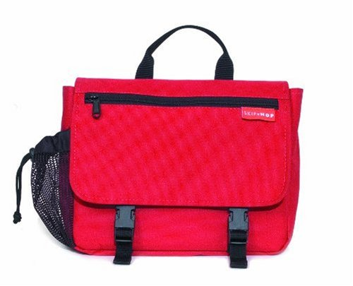 Skip Hop Saddlebag Red [Baby Product]