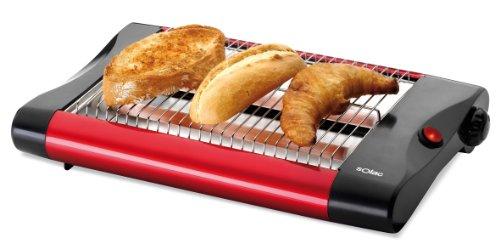 "Solac TC5301 Multitoaster ""Buon Girono"", Flach-Toaster"