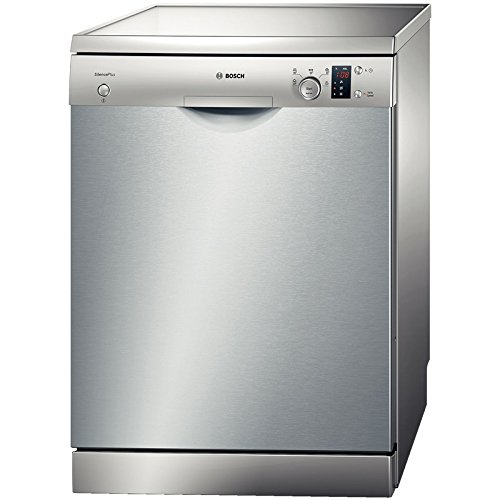 Bosch SMS57E28EU Libera installazione 14coperti A++ Acciaio inossidabile lavastoviglie