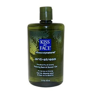 kiss-my-face-kiss-my-face-bath-and-shower-gel-anti-stress-woodland-pine-and-ginseng-16-fl-oz-pack-of