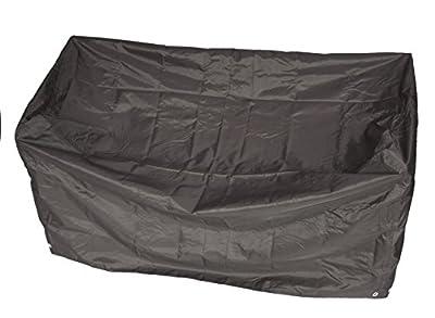 Dokon Abdeckung für Gartenmöbel (213x132x72cm) - Schwarz