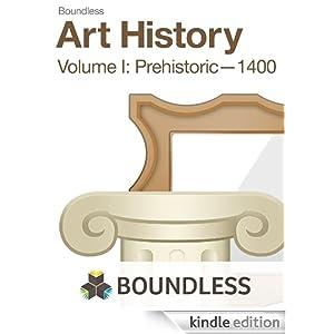 Logo for Art History, Volume I: Prehistoric-1400