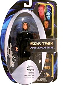 Star Trek Deep Space 9 Season 7 Kira Action Figure