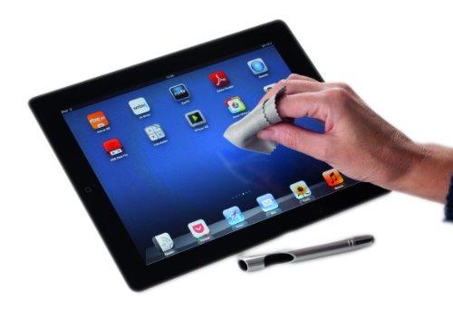 Touch Pen + Putztuch für Iphone Ipads und Samsung Touchscreen Handys