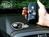 Pittsburgh Steelers Get-A-Grip Cell Phone/Mp3 Dashboard Grips at Amazon.com