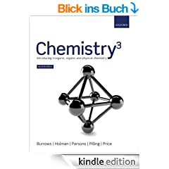 Chemistry�: Introducing inorganic, organic and physical chemistry