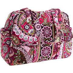 vera bradley baby bag reviews best diaper bags on weespring. Black Bedroom Furniture Sets. Home Design Ideas
