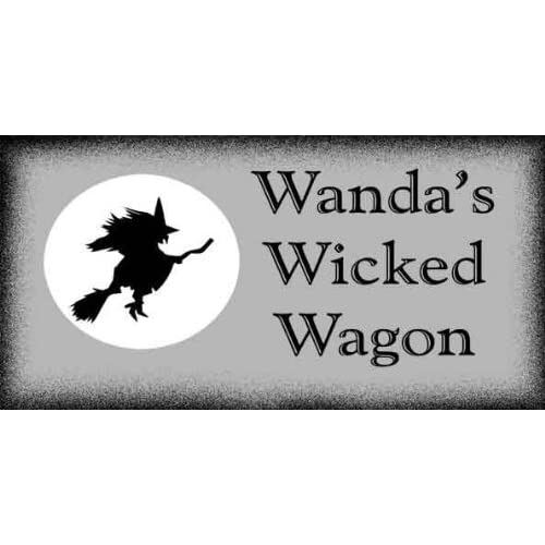 WICKED WANDAS WAGON   WANDA Toys & Games