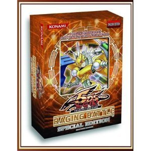 YuGiOh 5D's Raging Battle SE Special Edition Pack (Random Promo Card)
