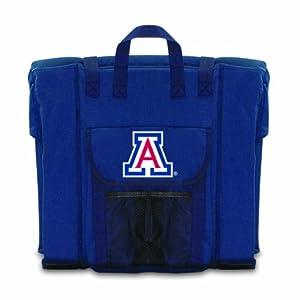 Picnic%20Time NCAA Arizona Wildcats Portable Stadium Seat