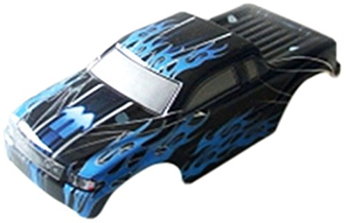 Redcat Racing Truck Body for Sumo RC, Black/Blue