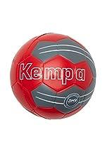 Kempa Balón de Balonmano Statement Soft Profile (Rojo / Gris)