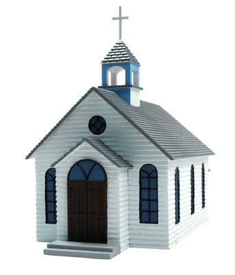 Old Church Ho Scale Imex