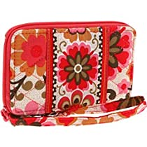 Vera Bradley Carry It All Wristlet in Folkloric