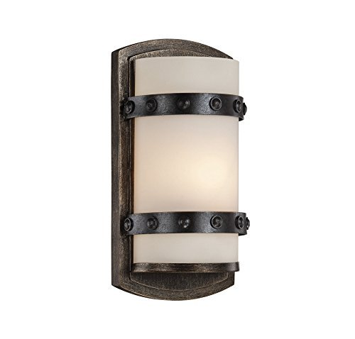Savoy House 9-9546-1-196 Alsace 1-Light ADA Sconce by Savoy House (Savoy House Alsace compare prices)