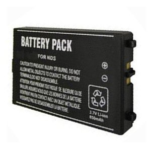 Nintendo DS Replacement Rechargeable 1800mAh Battery