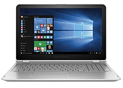 HP ENVY 2-in-1 x360 15.6-inch FULL HD Touch-Screen Laptop (Latest 6th gen i5-6200U / 1920 x 1080 FHD / 1TB Hard Drive / 8GB DDR3L SDRAM / Windows 10 64-bit)