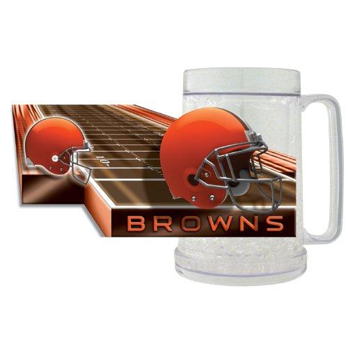Nfl Cleveland Browns 16-Ounce Freezer Mug