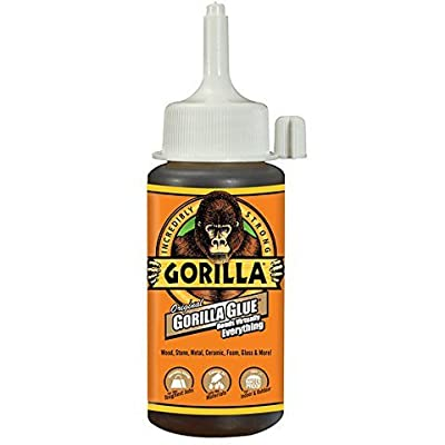 Gorilla Glue 50004 Adhesive, 4-Ounces