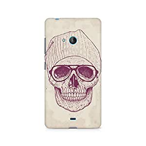 Ebby Monkey Cap SKull Premium Printed Case For Nokia Lumia 540
