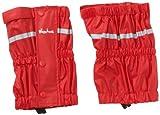 Playshoes - Calentadores infantil, talla 98 - talla alemana, color Rojo 008