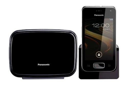 Panasonic KX-PRX110GW mit Touchscreen Wi-Fi und Bluetooth picture