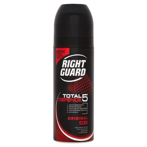 Right Guard Original Anti-Perspirant 150ml - Pack of 6