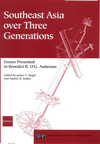 Southeast Asia over Three Generations: Essays Presented to Benedict R. O'G. Anderson (Studies on Southeast Asia)