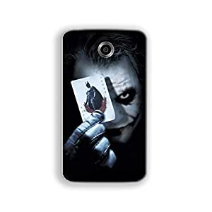 Mott2 JokerFace Back cover for Nexus 6 (Limited Time Offers,Please Check the Details Below)