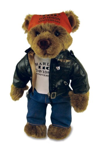 Harley-Davidson Collector Bear