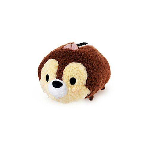 Disney Chip ''Tsum Tsum'' Plush - Mini - 3 1/2''