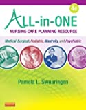 img - for Medical-Surgical, Pediatric, Maternity, and Psychiatric-Mental Health All-in-One Nursing Care Planning Resource (Paperback) - Common book / textbook / text book