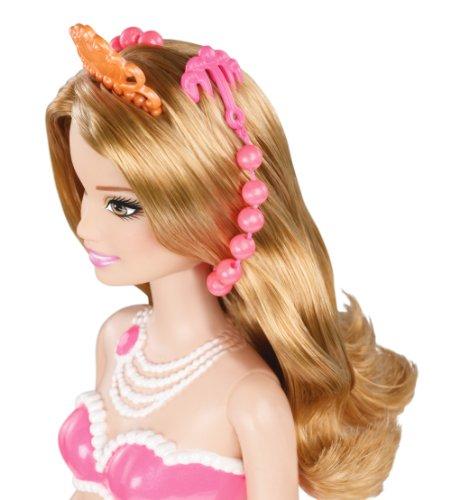 Mattel barbie bdb49 la principessa delle perle sirena - Barbie senza colore ...